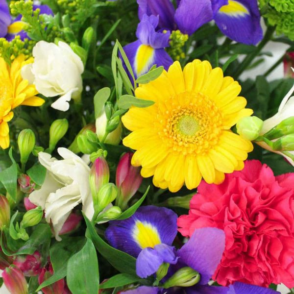 May Flower bouquet of flowers