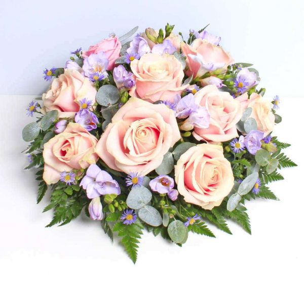Rose and Freesia Posy of Flowers