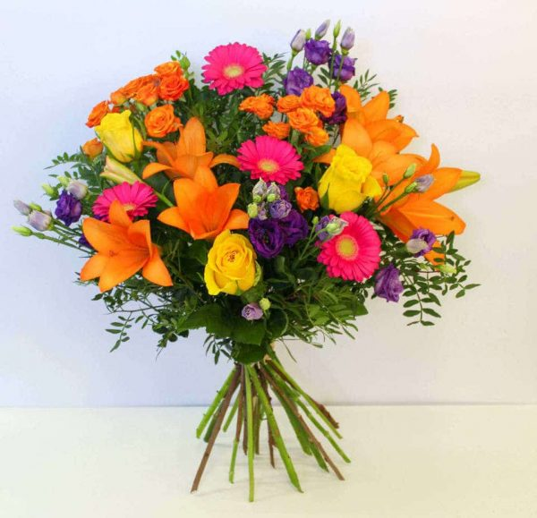 Vibrant Ventura bouquet of flowers
